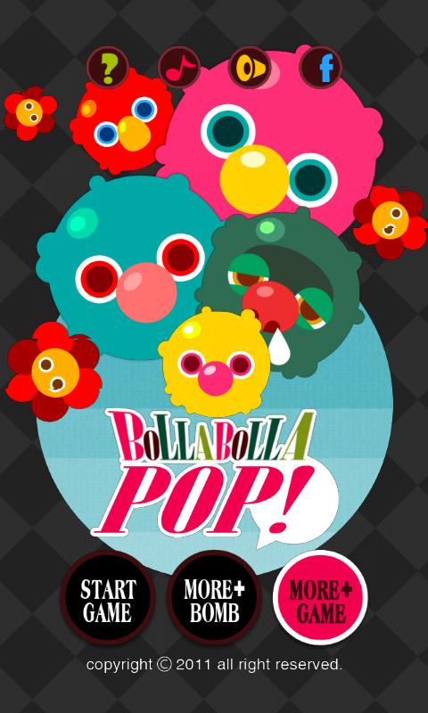 BollaBolla Pop- screenshot