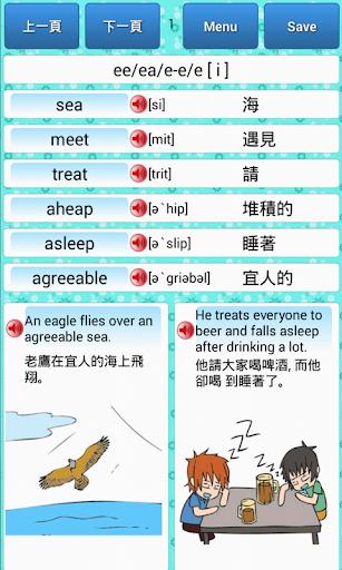 英文圖像背單字-國際音標