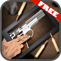 FREE Virtual Gun App Weapon icon
