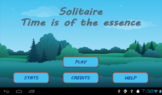 Solitaire Time- screenshot thumbnail