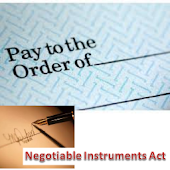 Negotiable Instruments Act1881