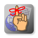 FingerString Reminders icon