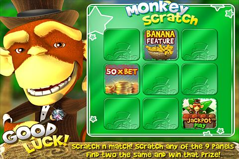 Monkey Money 2 Slots- screenshot