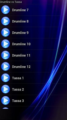 滚筒线与TASSA铃声