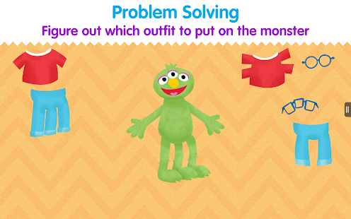 Cookie Monster's Challenge- screenshot thumbnail
