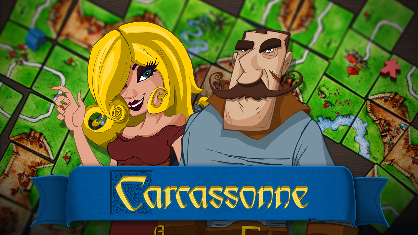 Carcassonne - screenshot