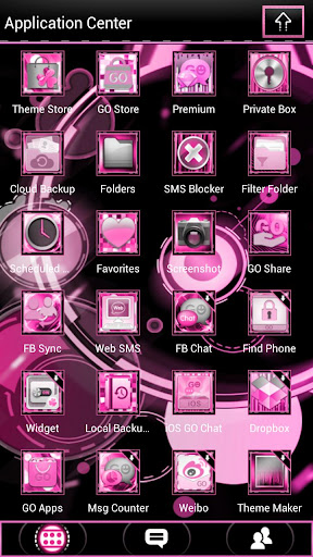 تحميل ثيم Pink Bubblegum ProBRIONIC