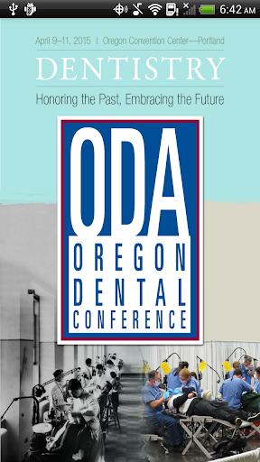 2015 Oregon Dental Conference