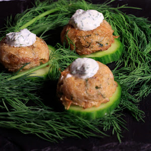 Irish Crab Cakes