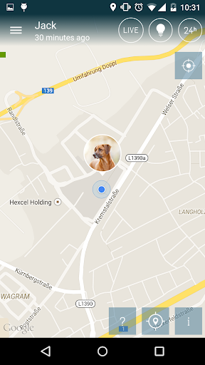 Tractive GPS Pet Finder