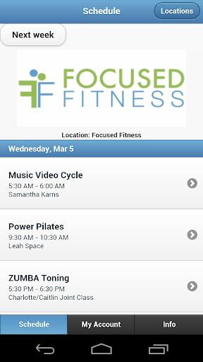 Focused Fitness