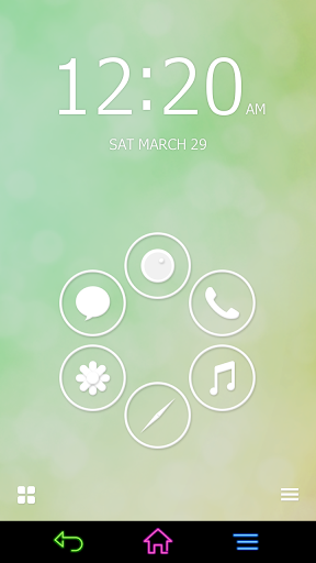 Spring for Smart Launcher