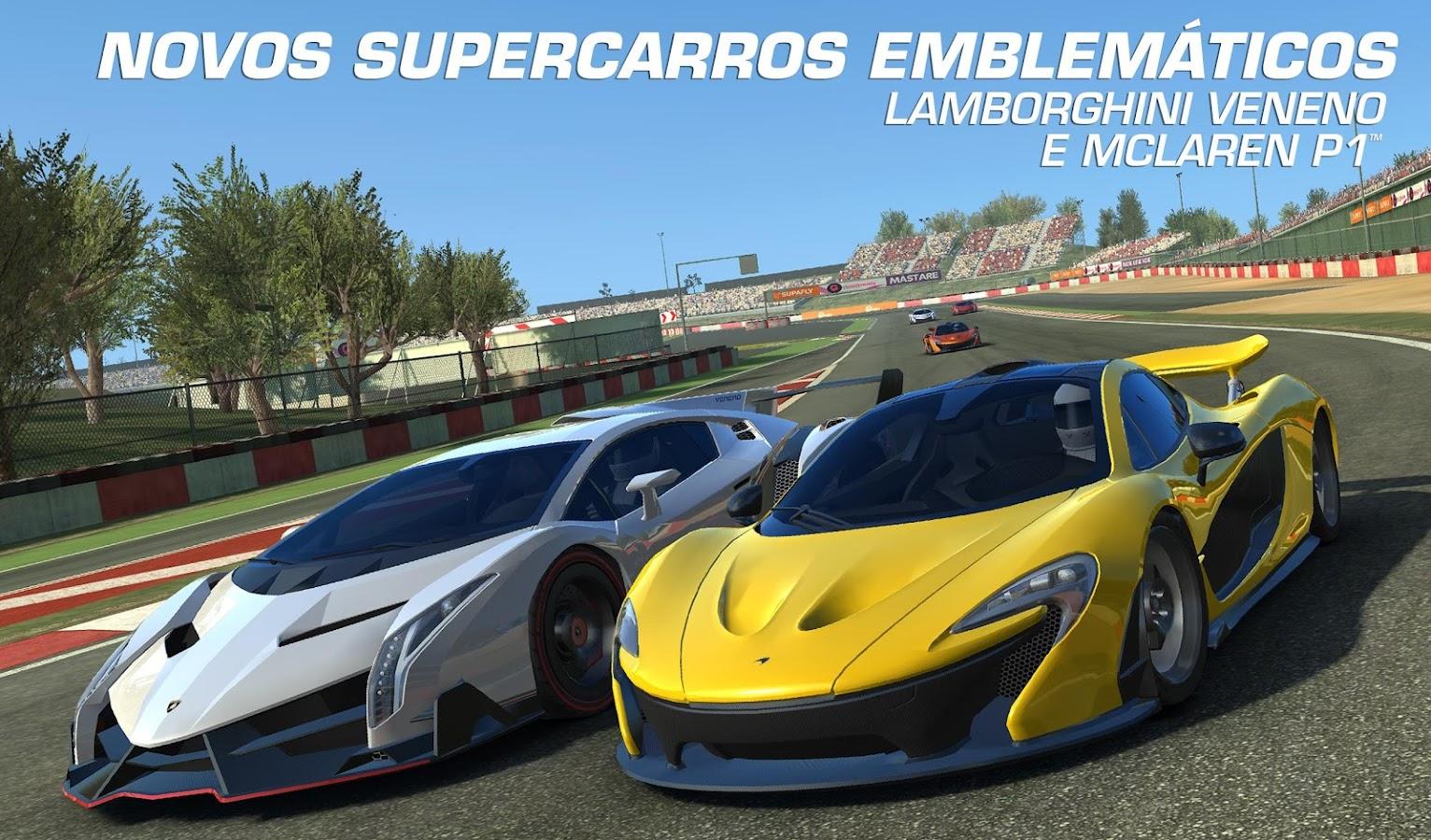 Real Racing 3 - screenshot