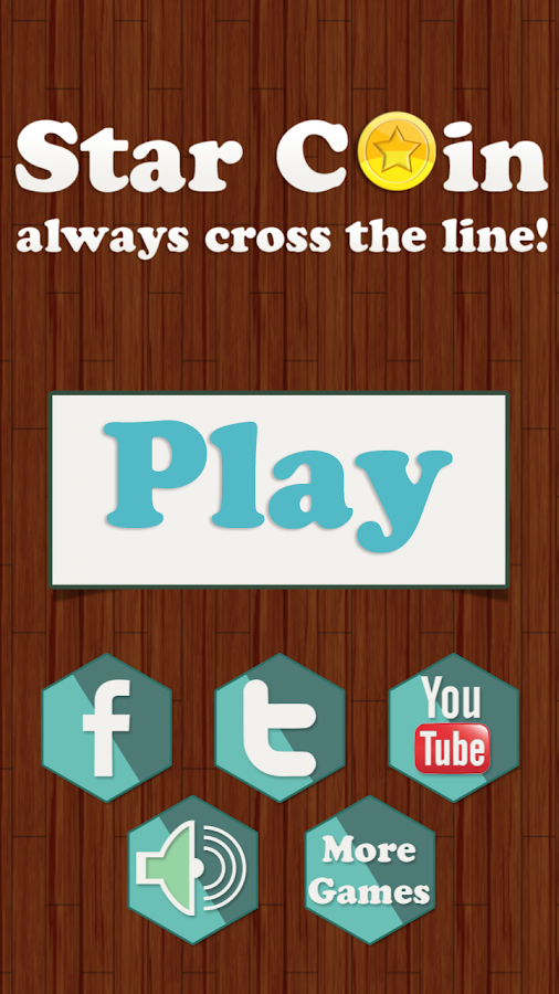 Star Coin - Toss a Circle Coin- screenshot