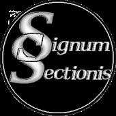 Signum Sectionis - Jura App
