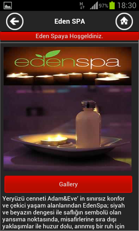 Royal adam eve hotel eden spa android apps on google play for Adam eve salon
