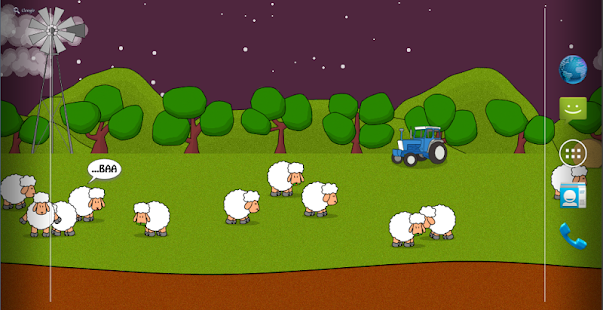 Sheep! Live Wallpaper - screenshot thumbnail