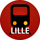 Lille Metro Map