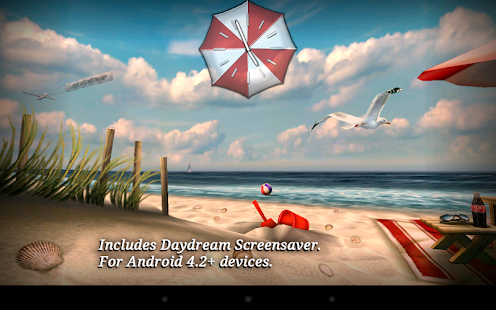 My Beach HD- screenshot thumbnail