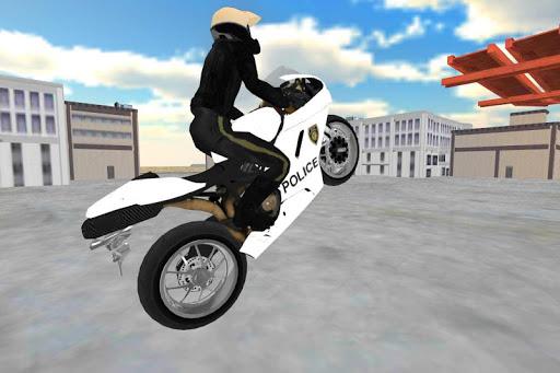 Police Bike Simulator 2