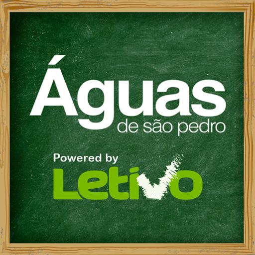 Letivo - Aguas de São Pedro 教育 App LOGO-APP試玩