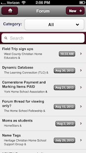 Homeschool-Life - screenshot thumbnail