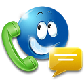 Caller and sender id icon