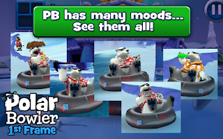 Screenshot of Polar Bowler 1st Frame