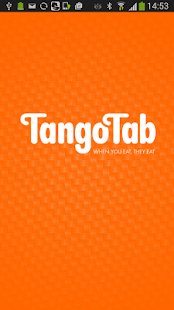 TangoTab- screenshot thumbnail