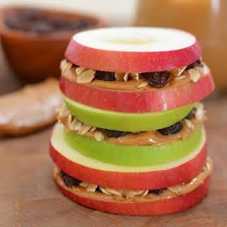 Apple Sandwiches.
