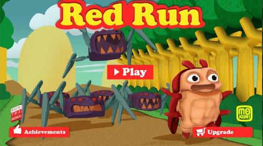 Bugs Run Game
