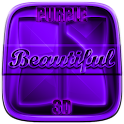 Next Launcher Theme BeautyPur icon