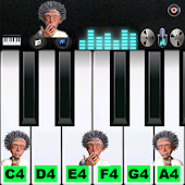 Funny Fart Piano - Einstein