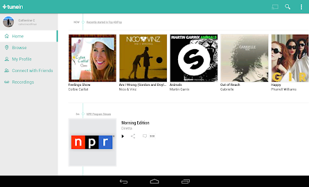 TuneIn Radio Pro - Live Radio Screenshot 22