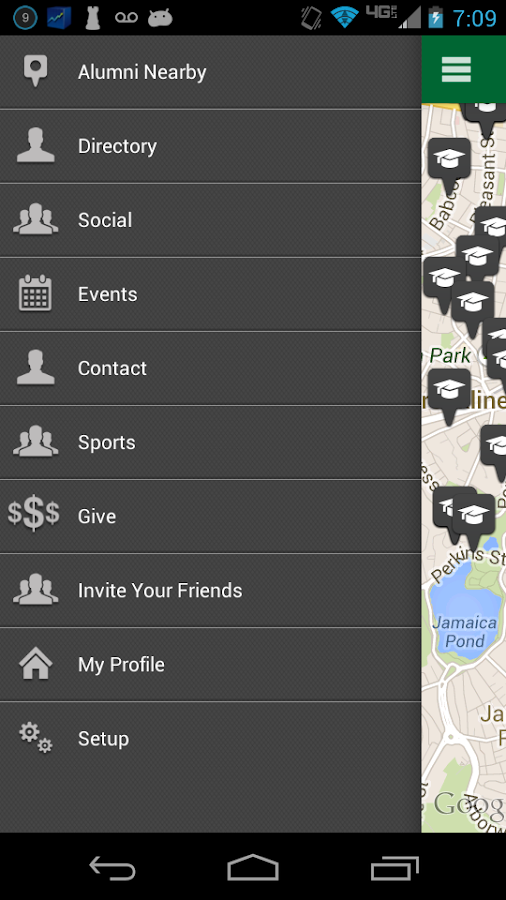 Deerfield Academy Mobile - screenshot