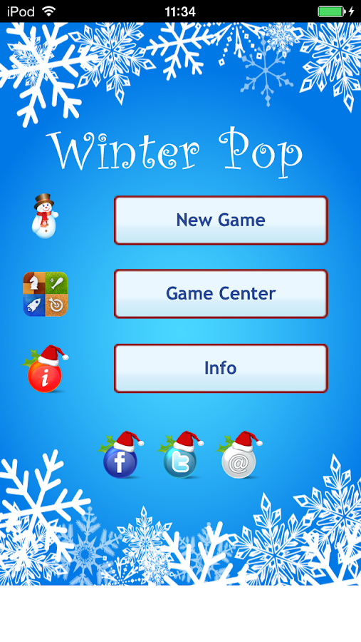 Winter Pop- screenshot