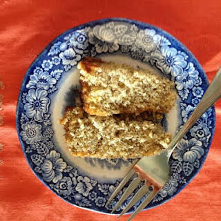 Cara Cara Orange-Earl Grey Tea Cake.