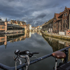 Gand II by Pascal Hubert - City,  Street & Park  Historic Districts