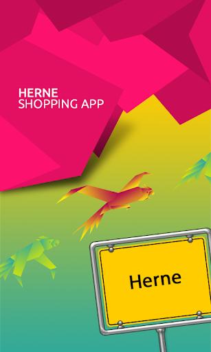 Herne Shopping App
