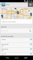 Screenshot of Minneapolis 311