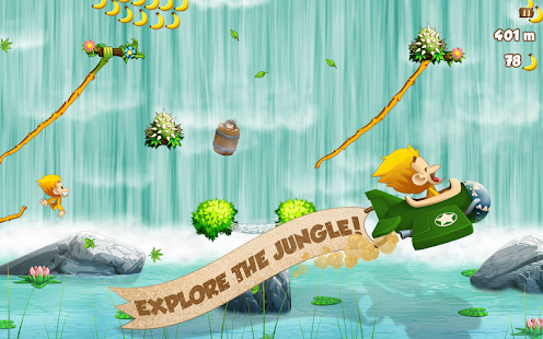 Download Benji Bananas For PC Windows and Mac apk screenshot 6