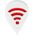 Japan WiFi access point search icon