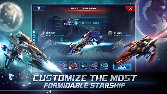 Galaxy Legend - screenshot thumbnail