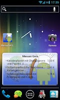 Screenshot of Mensa Gera