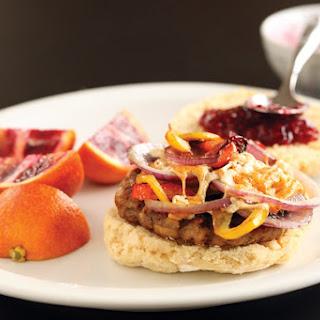 Breakfast Andouille Sausage With Biscuits [Vegan]