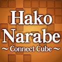 Hako Narabe – Connect Cube – logo
