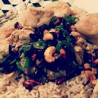Cashew Nut Sauce Thai Recipes.