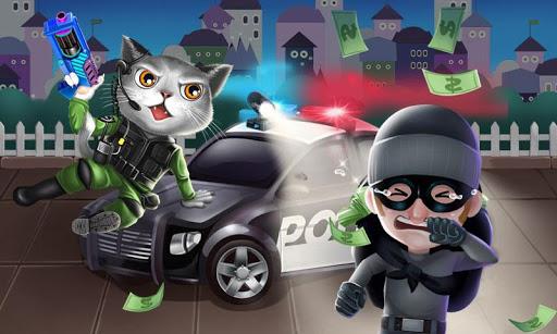 Pet Policeman Hero - Kids Game