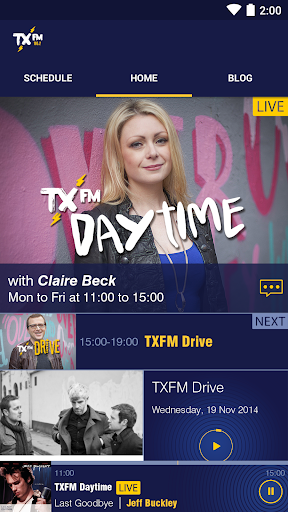 TXFM – The Real Alternative