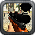Zombie Sniper Shooting 3D icon